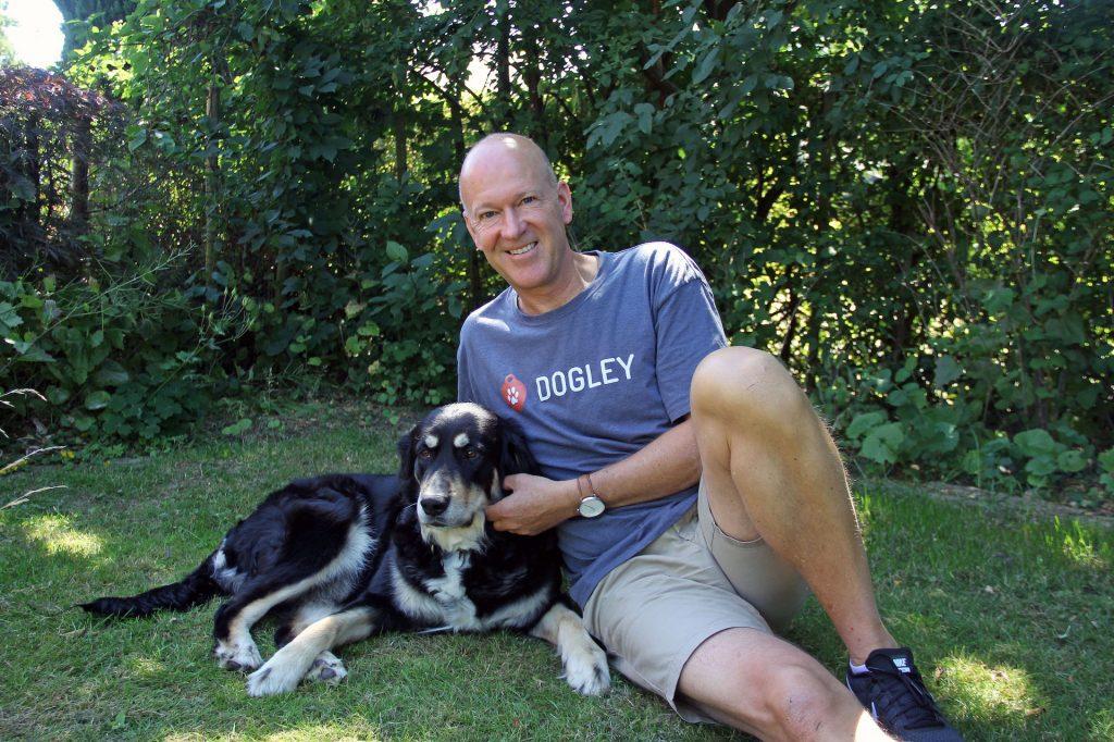 Dogley billede Thomas Keller med Molly