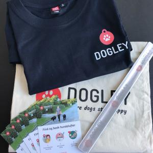 Dogley hundepasserpakke