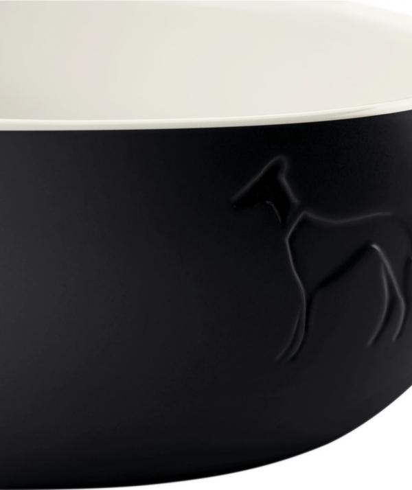 Hunter keramikskål sort